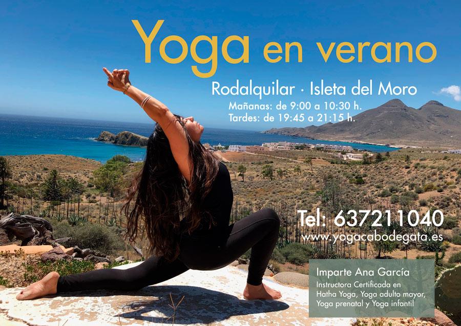 yoga verano